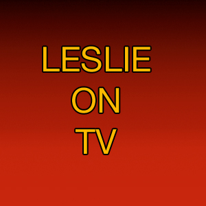 Leslie Marshall TV appearances