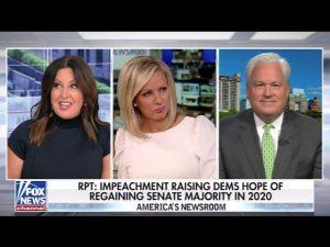 Democrats Hope to Regain Senate Majority in 2020 – Leslie Marshall on America's Newsroom 10/29/19